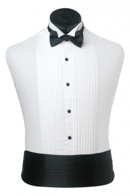 hire_shirt_pleated-wing-collar-black-buttons_white_S12