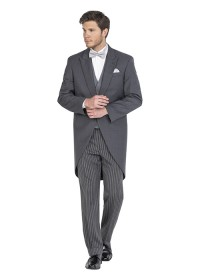 Cambridge Grey Morning Tail Suit