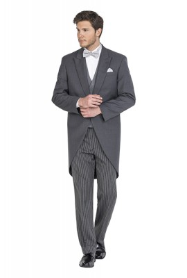 Cambridge Grey Morning Tail Suit