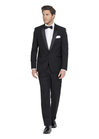 Classic Black Dinner Suit