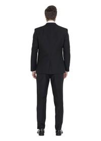 Harrison Black Hire Suit