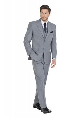 Mackenzie Grey Hire Lounge Suit