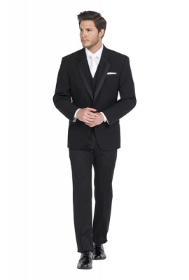 Manhattan Black Dinner Suit
