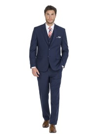 Nathan Blue Hire Suit