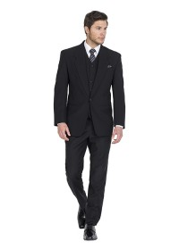 Prince Black Lounge Suit