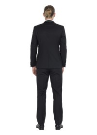 ZJK023 Tailored Fit Tuxedo Jacket