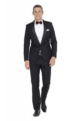 ZJK023 Tailored Fit Tuxedo Jacket