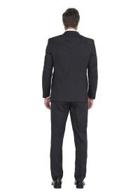 Barney Dark Grey Hire Suit