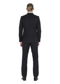 ZJK031 Black Lounge Jacket