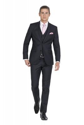 IJK042 Black Formalwear Suit