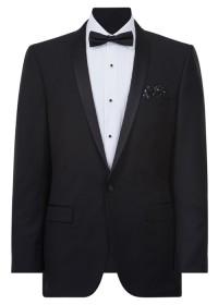 IJK046 Black Dinner Suit Jacket