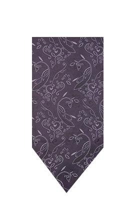 Umbria Hire Tie - Purple