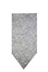 Umbria Hire Tie - Silver