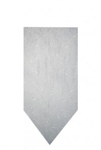 Umbria Hire Tie - White