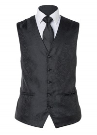 Umbria Hire Vest - Black