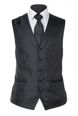 Umbria Hire Vest - Black