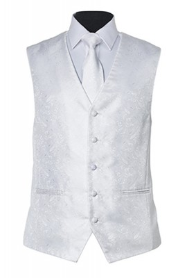 Umbria Hire Vest - White