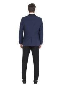 Xavier Blue Hire Suit
